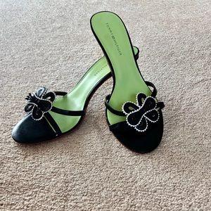 Tommy Hilfiger heels, Size 9M, EUC